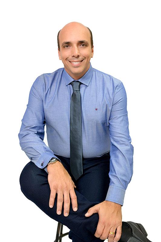 Palestrante Vicente Falcão